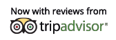 Now with reviews from TripAdvisor